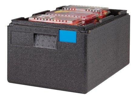 Купити термоконтейнер в компанії Нормак. Контейнеры «One chef» забезпечують підтримання температури вмісту від 1 до 4 годин.