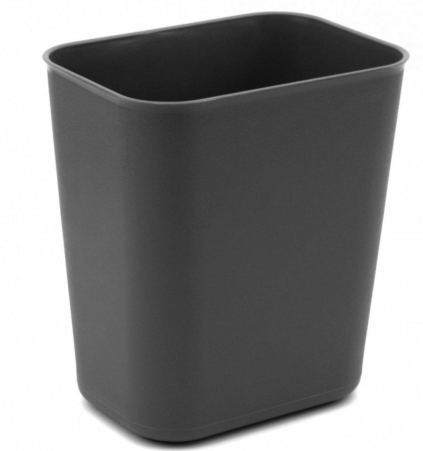 Купить мусорное ведро для отходов от компании Нормак - сделано из качественного вогнеупорного пластика