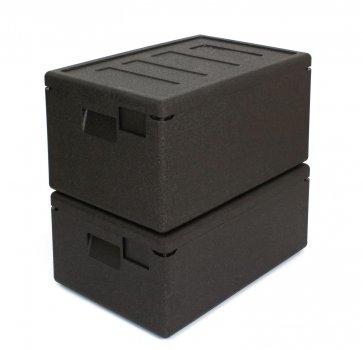 Профессиональные термоконтейнеры обеспечивают поддержание температуры содержимого от 1 до 4 часов